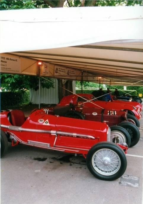 1951 Alfa Romeo Tipo 159 Alfetta. Alfa Romeo 159 Grand Prix car